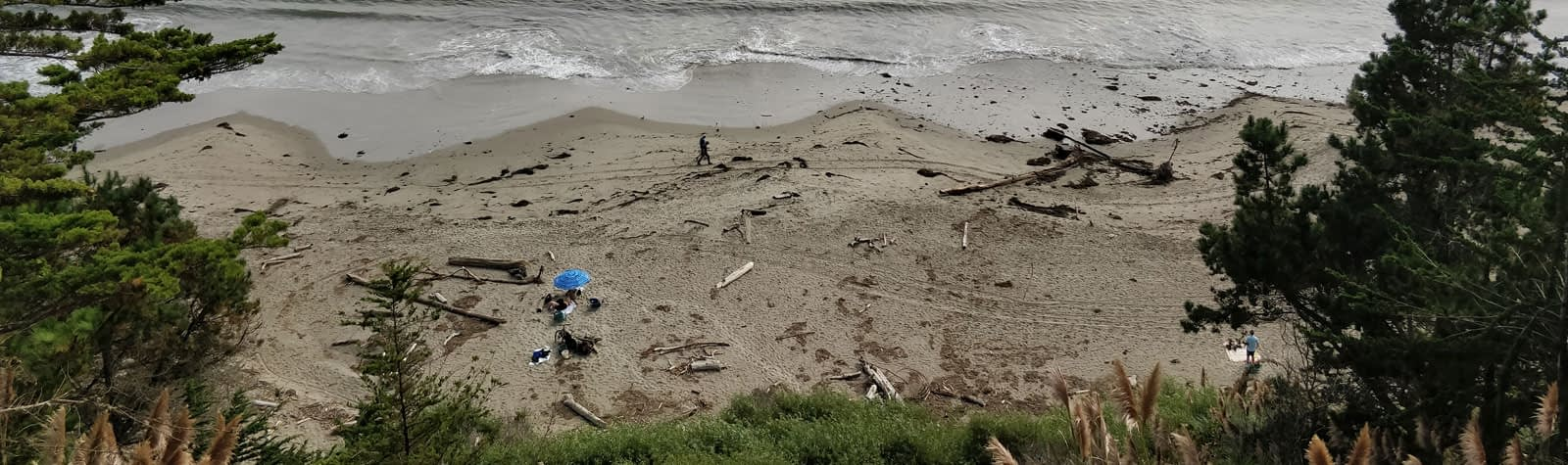 Day 36 – New Brighton State Beach to Salinas